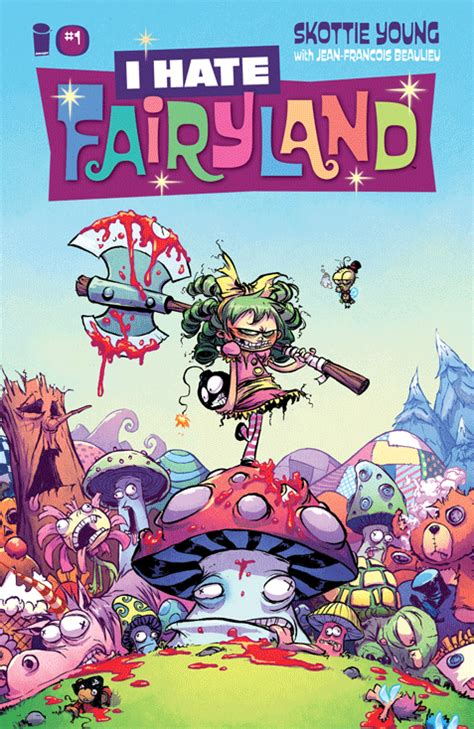 i fairyland book one books i fairyland 1 releases image comics