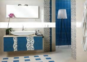 blue and white bathroom ideas images