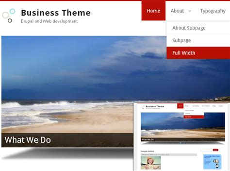 drupal themes download free 25 beautiful and professional free drupal themes for web