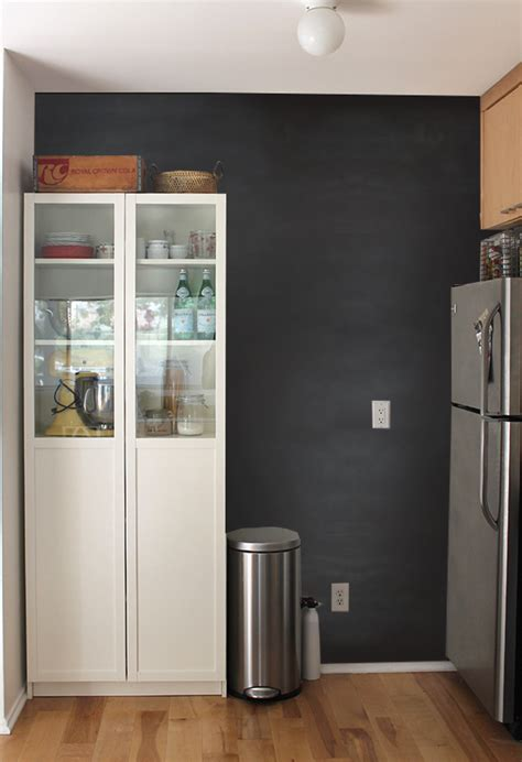 Chalk Wall Kitchen by Chalkboard Kitchen Question Almost Makes