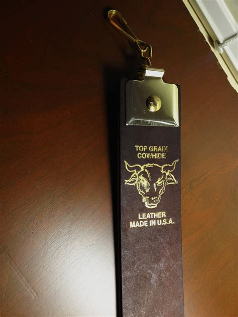 how to strop a razor the oldest razor strop company in the u s a