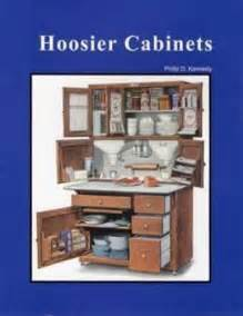 hoosier cabinet id book fix oak sellers boone napanee