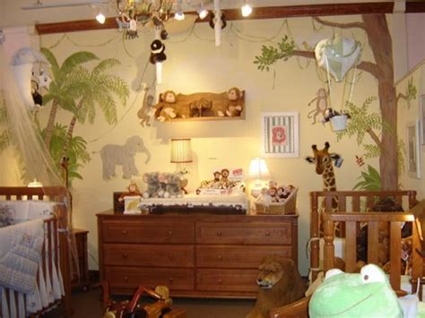 jungle baby room ideen jungle theme for baby room design idea from