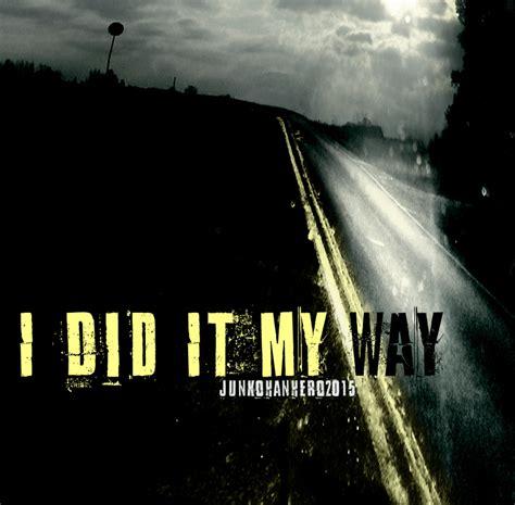 www my i did it my way font dafont com
