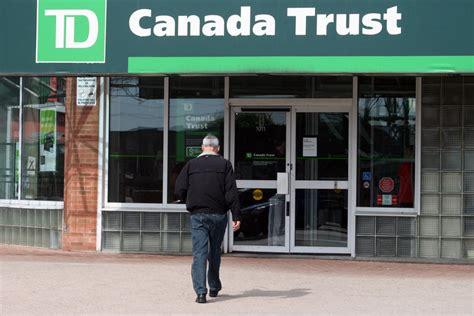 toronto dominion bank td canada trust td canada trust citynews toronto