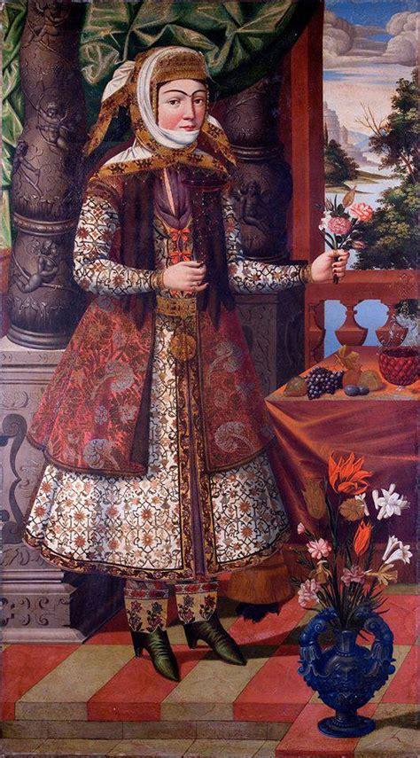 illustrations  armenian women    century