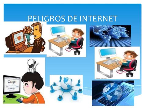 imagenes terrorificas de internet peligros de internet