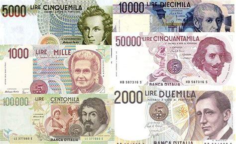 Banca D Italia Convertitore by Ultima Conversione Lira La Banca D Italia Ora