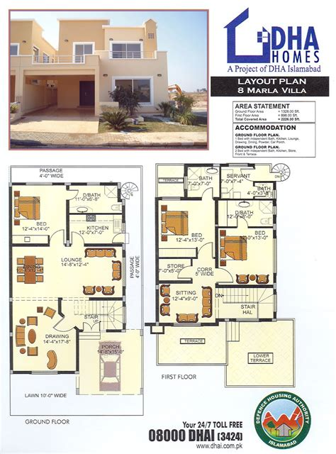 layout design for home in pakistan dha homes islamabad location layout floor plan and prices
