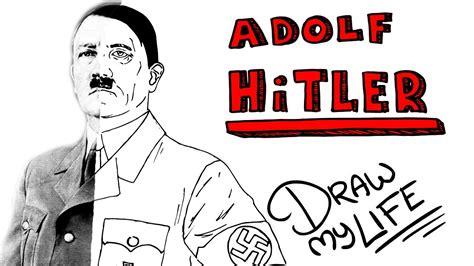 hitler biography spanish adolf hitler draw my life in spanish youtube