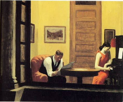 puzzle room nyc room in new york by edward hopper