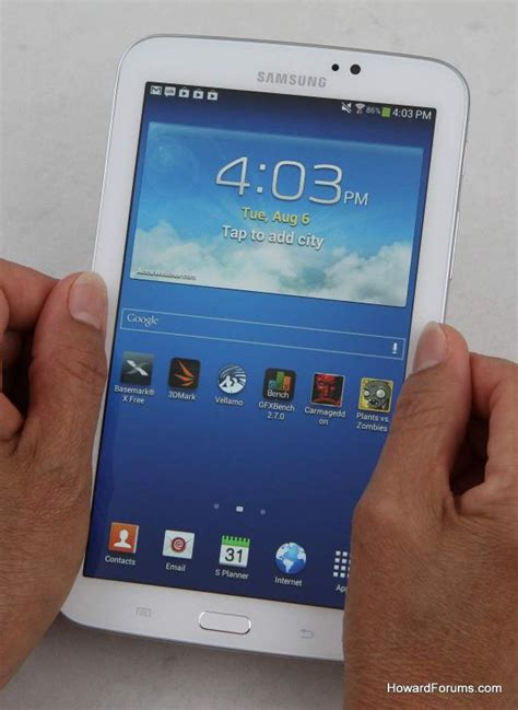 samsung tablet or which is better is smaller better our samsung galaxy tab 3 7 quot review