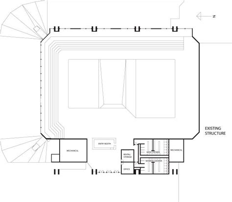 glass wall floor plan plans