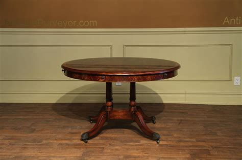 mahogany dining bench round expandable formal mahogany dining table with leaves