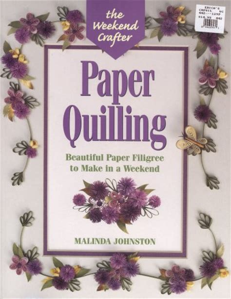 quilling books handicraft paper quilling book