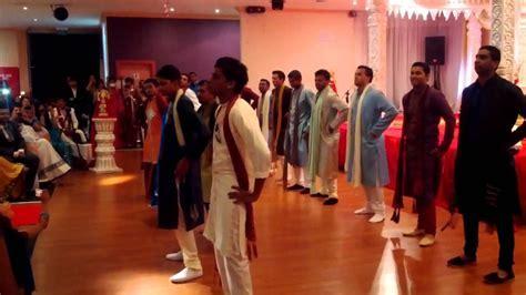 Best Indian Wedding Flash mob/Dance !!!!!!  GANGNAM STYLE