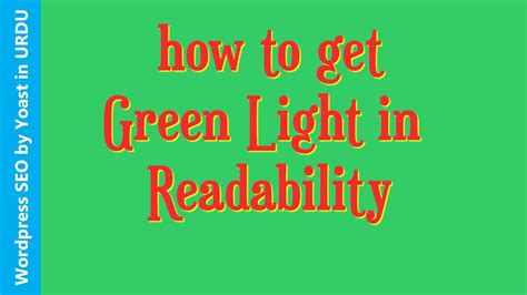 get the green light tips to rank high on youtube search seo search engine
