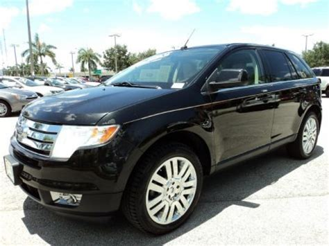 2010 ford edge specs 2010 ford edge limited data info and specs gtcarlot