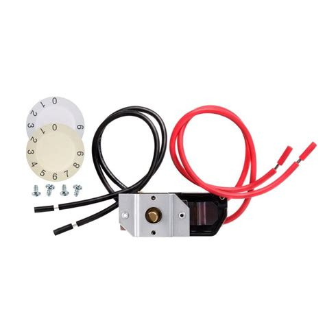 dimplex pole thermostat wiring dimplex pole built in thermostat kit dtk dp the