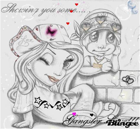 Imagenes Gangster Love | gangsta love fotograf 237 a 120754201 blingee com
