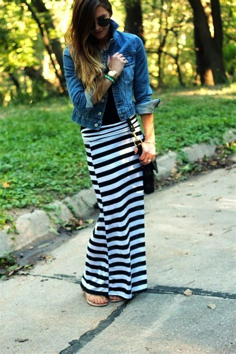 como combinar una falda larga 23 best images about faldas maxi verna on pinterest
