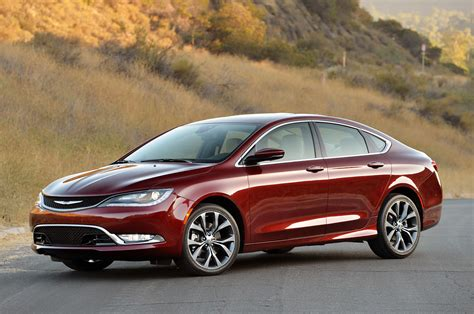 The New 2015 Chrysler 200 by 2015 Chrysler 200 Photo Gallery Autoblog