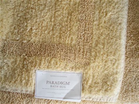 Restoration Hardware Bath Rugs Restoration Hardware Large Paradigm Reversible Bath Rug 30 Quot X50 Quot Maize Ebay