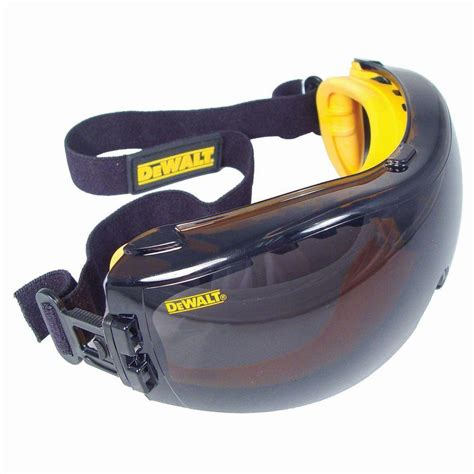 safety goggles with fan dewalt safety goggle concealer with smoke anti fog lens