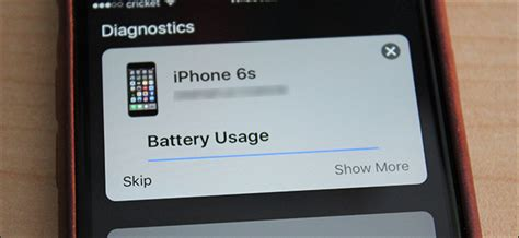 how to check your iphone s battery health