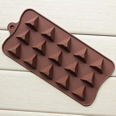 J306 Silicone Triangle 28 Cavity Cetakan Silicone Baking Tools Supply 1000 images about chocolate moulds on chocolate molds chocolate molds and