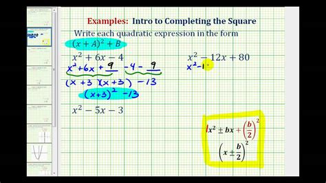 How To Make A Square In A Square Quilt Block by Ex Create An Expression With A Square Quadratic