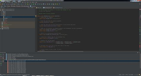 android studio switch layout android studio ide layout changed after upgrade to 1 5