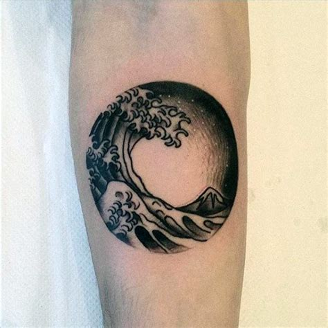 90 circle tattoo designs for men circular ink ideas