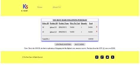 tutorial php online shop shopping cart rough php free source code tutorials
