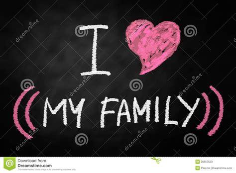 imagenes i love my family i love my family stock photos image 25657523