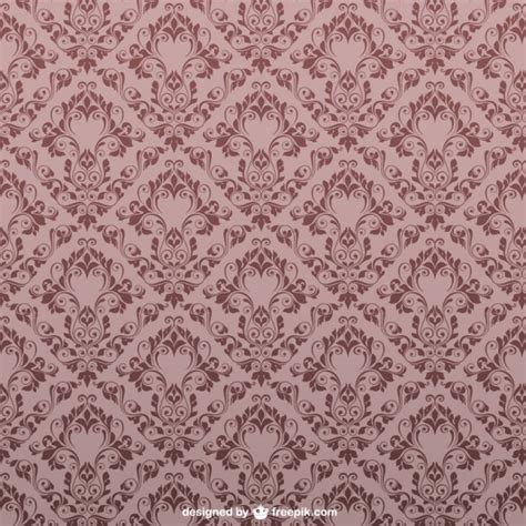 flower pattern vintage free download vintage floral pattern seamless design vector free download