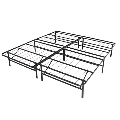 bed frame no box needed california king bed