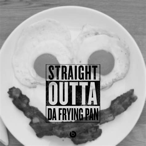 Parody Meme - straight outta compton meme parody breakfast by