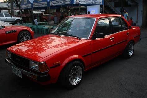 ke70 1983 toyota corolla specs photos modification info