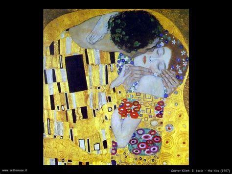 Calendario Cartilia Gustave Klimt Pittore Biografia Opere Quadri 1