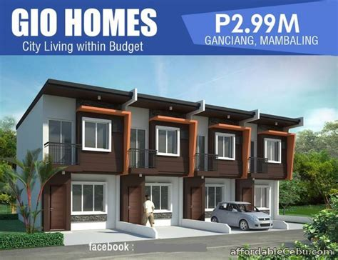 gio homes ganciang mambaling near shopwise gaisano