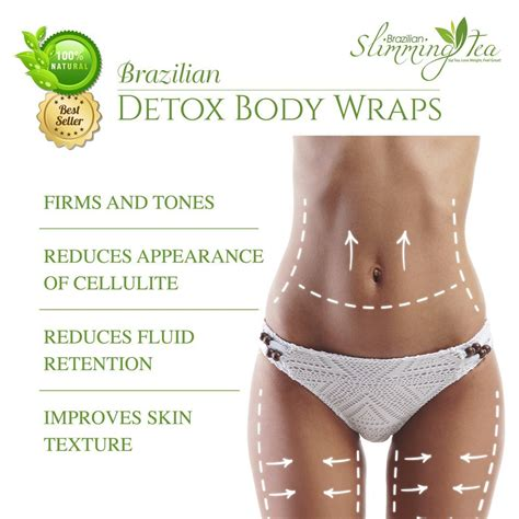 How To Detox Wrap At Home by Wrap Clay Wrap Slimming Wrap