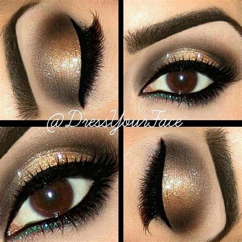natural makeup tutorial for dark brown eyes 20 makeup tutorials for brown eyes