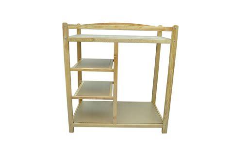 commode table 224 langer b 233 b 233 en bois avec panier