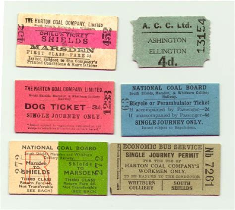 couch tickets gallimaufry mining memorabilia