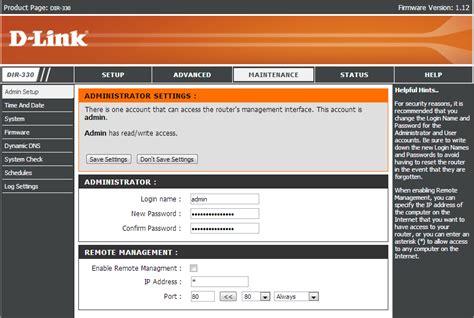 Como configurar um roteador D-Link - TecMundo D'link Router Password Setup
