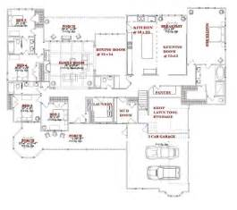 5 bedroom house plan simple house plans with also modern 5 bedroom designs