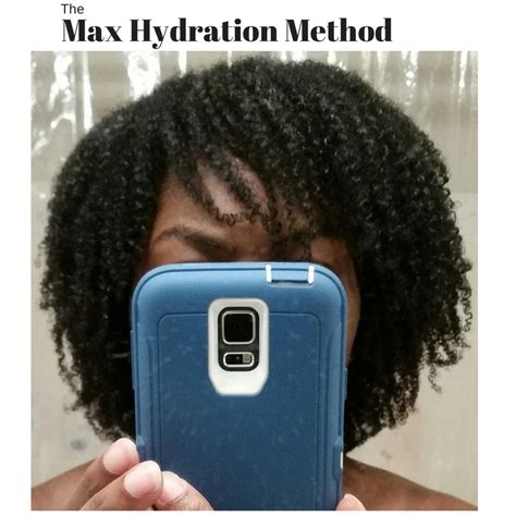 the max hydration method is it for you the mane the new max hydration method promises moisturized defined