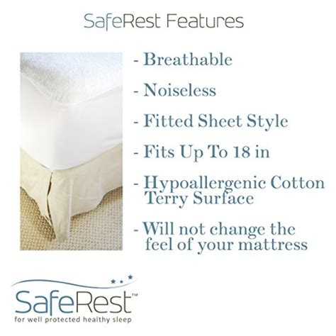 Water Mattress Price In India by Sleep Safe Mattress Protector As A Parent You Surely Want