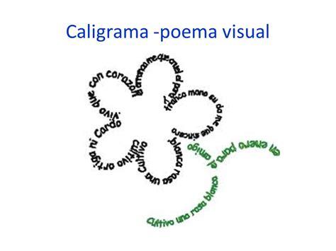 imagenes visuales en la poesia la poes 237 a ppt video online descargar